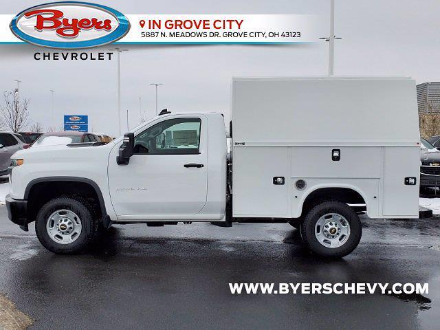 2020 Chevrolet Silverado 2500 Regular Cab 4x4, Knapheide KUVcc Service Body #C203172 - photo 6