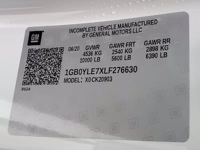 2020 Chevrolet Silverado 2500 Regular Cab 4x4, Knapheide KUVcc Service Body #C203172 - photo 60