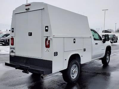2020 Chevrolet Silverado 2500 Regular Cab 4x4, Knapheide KUVcc Service Body #C203172 - photo 2