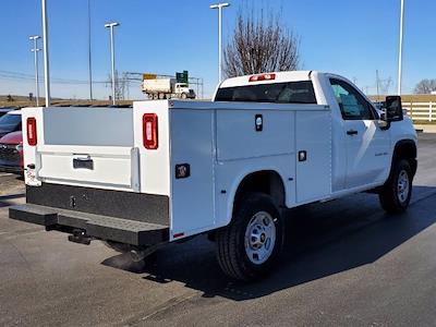2020 Chevrolet Silverado 2500 Regular Cab 4x4, Knapheide Steel Service Body #C203174 - photo 8