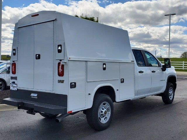 2020 Chevrolet Silverado 2500 Double Cab 4x2, Knapheide Service Body #C203175 - photo 1