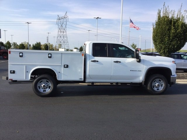 2020 Chevrolet Silverado 2500 Double Cab 4x4, Knapheide Steel Service Body #C203183 - photo 8