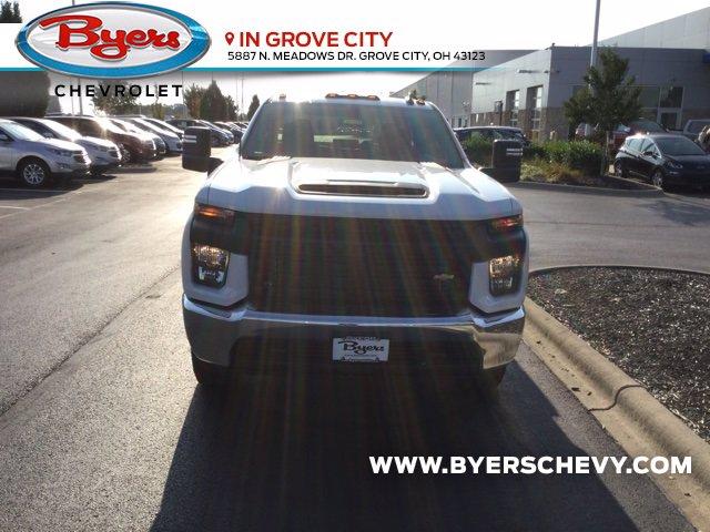 2020 Chevrolet Silverado 2500 Double Cab 4x4, Knapheide Steel Service Body #C203183 - photo 3