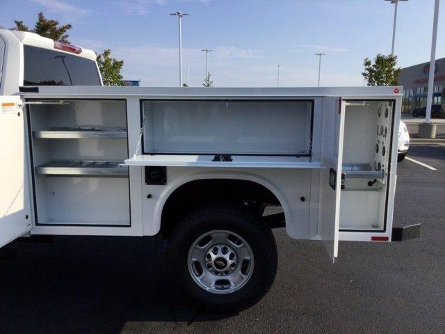 2020 Chevrolet Silverado 2500 Double Cab 4x4, Knapheide Steel Service Body #C203183 - photo 42