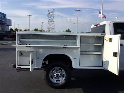 2020 Chevrolet Silverado 2500 Double Cab 4x4, Knapheide Steel Service Body #C203183 - photo 38