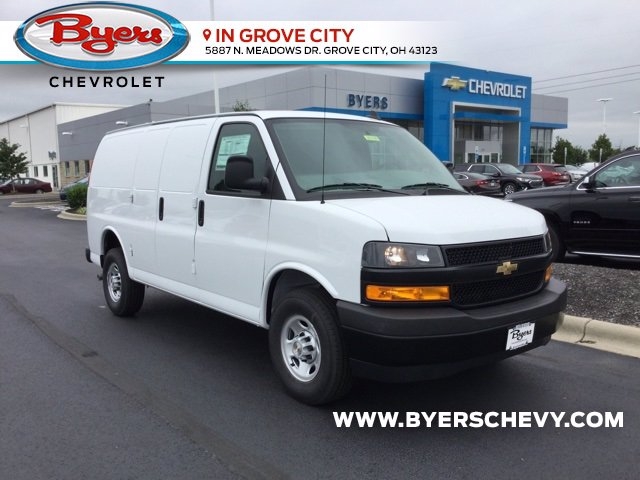 2020 Chevrolet Express 3500 4x2, Empty Cargo Van #C203188 - photo 1