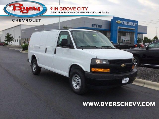2020 Chevrolet Express 3500 4x2, Empty Cargo Van #C203192 - photo 1
