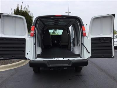 2020 Chevrolet Express 3500 4x2, Empty Cargo Van #C203192 - photo 2