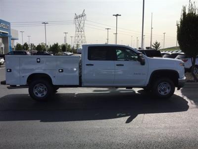 2020 Chevrolet Silverado 2500 Crew Cab 4x4, Knapheide Steel Service Body #C203204 - photo 9