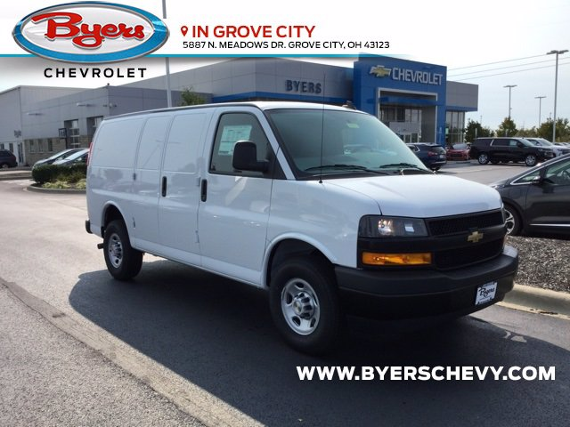 2020 Chevrolet Express 2500 4x2, Empty Cargo Van #C203207 - photo 1