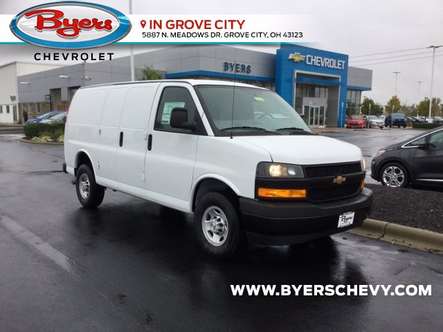 2020 Chevrolet Express 2500 4x2, Empty Cargo Van #C203208 - photo 1