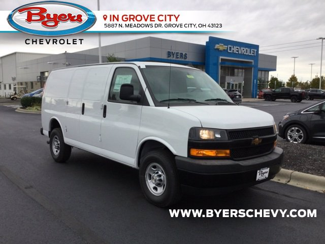 2020 Chevrolet Express 2500 4x2, Empty Cargo Van #C203210 - photo 1