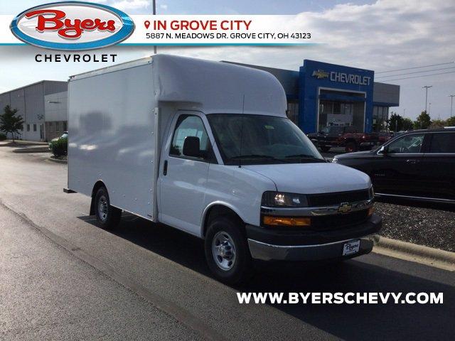 2020 Chevrolet Express 3500 4x2, Supreme Service Utility Van #C203213 - photo 1