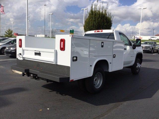 2020 Chevrolet Silverado 3500 Regular Cab DRW 4x2, Knapheide Service Body #C203223 - photo 1