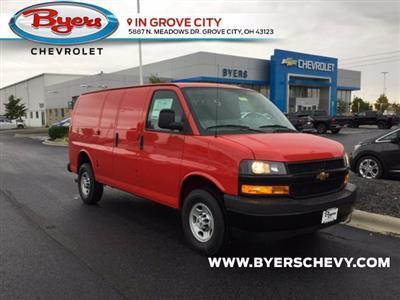 2020 Chevrolet Express 3500 4x2, Empty Cargo Van #C203234 - photo 1