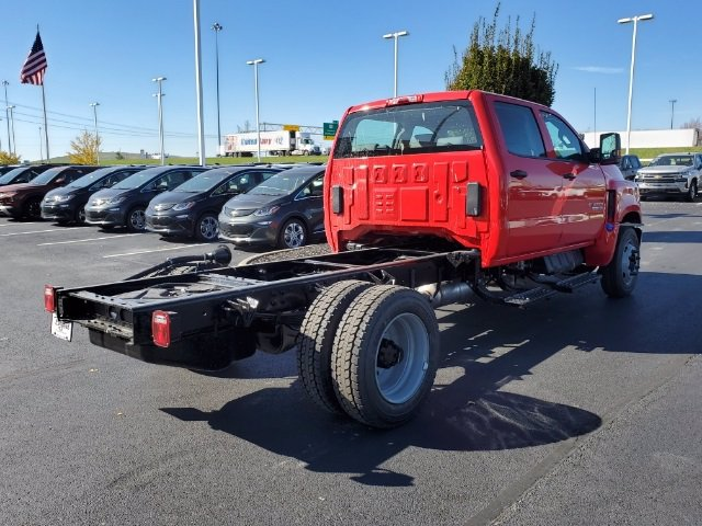 2020 Chevrolet Silverado 4500 Crew Cab DRW 4x2, Cab Chassis #C203252 - photo 2