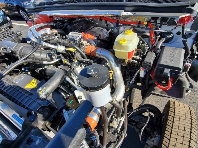 2020 Chevrolet Silverado 5500 Regular Cab DRW 4x4, Knapheide Steel Service Body #C203256 - photo 19