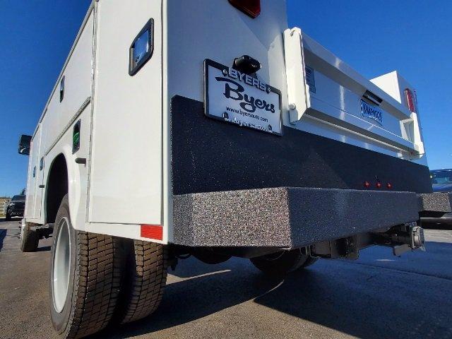 2020 Chevrolet Silverado 5500 Regular Cab DRW 4x4, Knapheide Steel Service Body #C203256 - photo 23