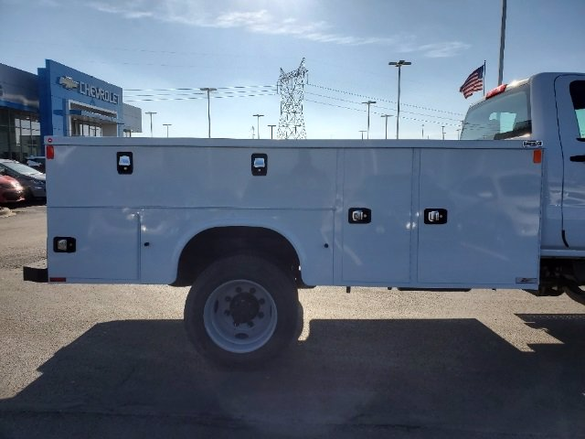 2020 Chevrolet Silverado 5500 Regular Cab DRW 4x4, Knapheide Steel Service Body #C203256 - photo 24