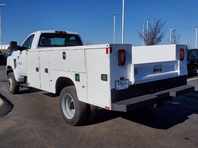 2020 Chevrolet Silverado 5500 Regular Cab DRW 4x4, Knapheide Steel Service Body #C203256 - photo 7