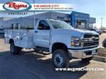 2020 Chevrolet Silverado 5500 Regular Cab DRW 4x4, Knapheide Steel Service Body #C203256 - photo 1