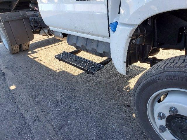 2020 Chevrolet Silverado 5500 Regular Cab DRW 4x4, Rugby Z-Spec Dump Body #C203264 - photo 12