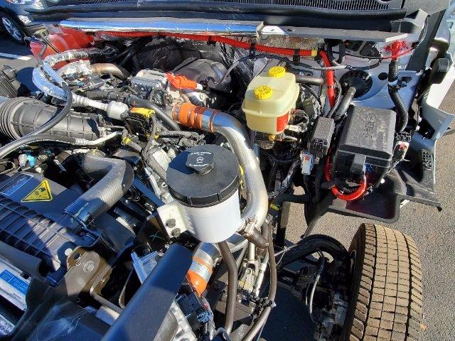 2020 Chevrolet Silverado 5500 Regular Cab DRW 4x4, Rugby Z-Spec Dump Body #C203264 - photo 18