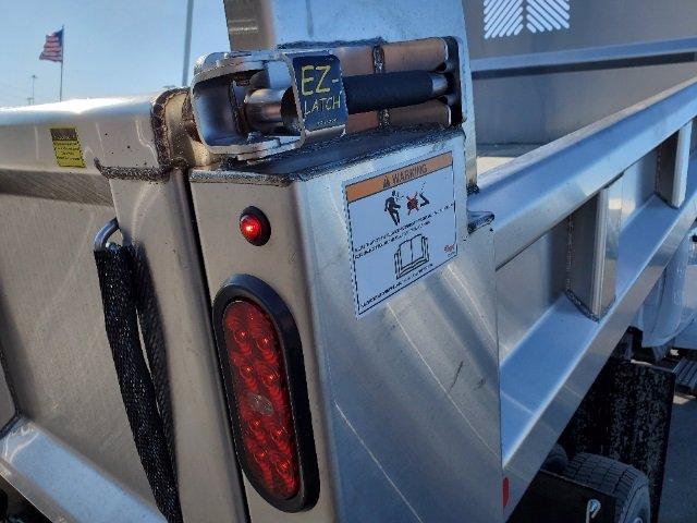 2020 Chevrolet Silverado 5500 Regular Cab DRW 4x4, Rugby Z-Spec Dump Body #C203264 - photo 23