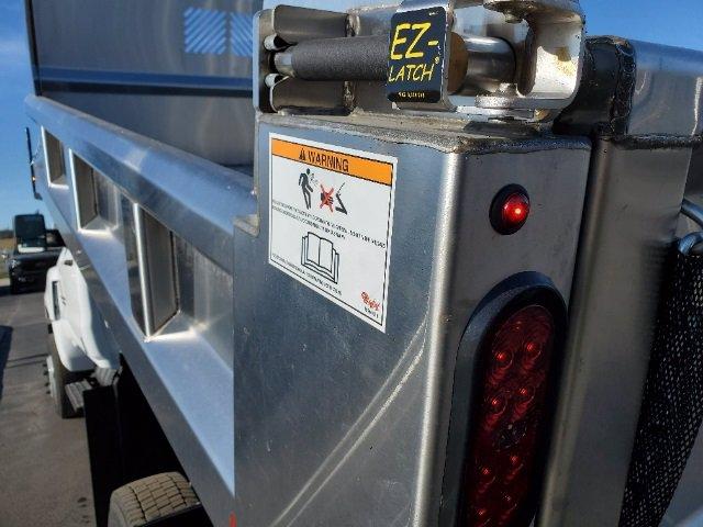 2020 Chevrolet Silverado 5500 Regular Cab DRW 4x4, Rugby Z-Spec Dump Body #C203264 - photo 24