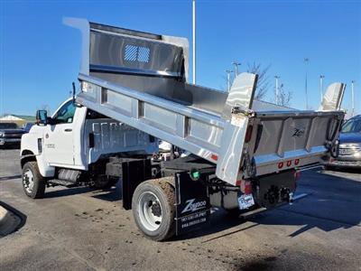 2020 Chevrolet Silverado 5500 Regular Cab DRW 4x4, Rugby Z-Spec Dump Body #C203264 - photo 7