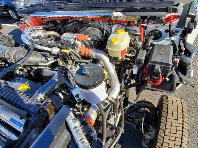 2020 Chevrolet Silverado 5500 Regular Cab DRW 4x4, Rugby Z-Spec Dump Body #C203265 - photo 18
