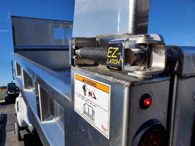2020 Chevrolet Silverado 5500 Regular Cab DRW 4x4, Rugby Z-Spec Dump Body #C203265 - photo 23