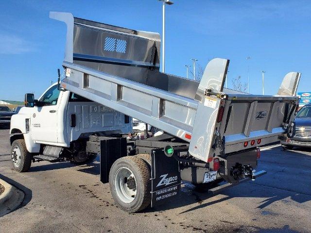 2020 Chevrolet Silverado 5500 Regular Cab DRW 4x4, Rugby Z-Spec Dump Body #C203265 - photo 7