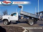 2020 Chevrolet Silverado 5500 Regular Cab DRW 4x4, Rugby Z-Spec Dump Body #C203265 - photo 6