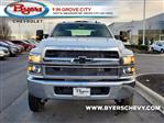2020 Chevrolet Silverado 5500 Crew Cab DRW 4x4, Knapheide Steel Service Body #C203272 - photo 4