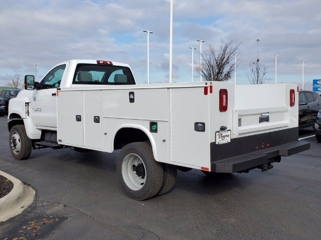 2020 Chevrolet Silverado 5500 Regular Cab DRW 4x4, Knapheide Steel Service Body #C203278 - photo 7