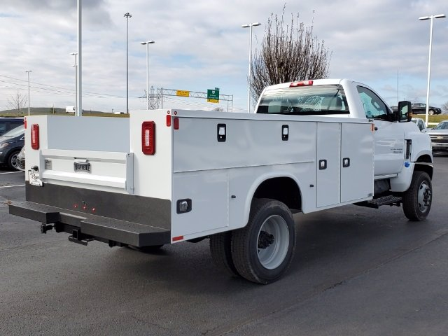 2020 Chevrolet Silverado 5500 Regular Cab DRW 4x4, Knapheide Steel Service Body #C203278 - photo 2