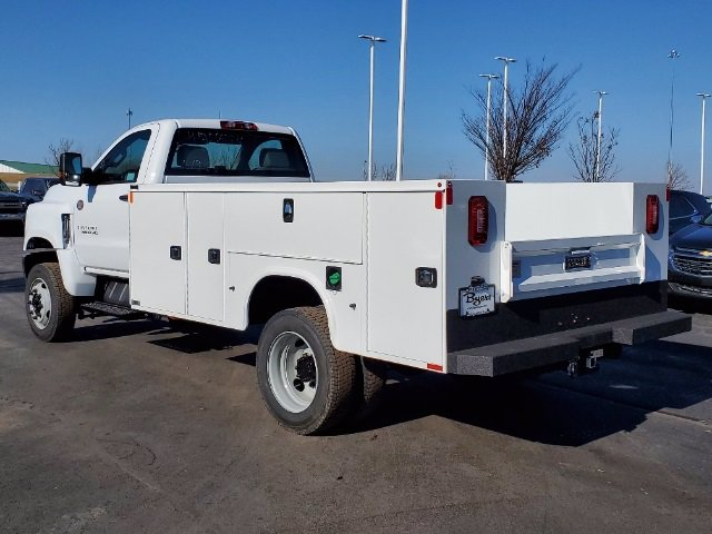 2020 Silverado 5500 Regular Cab DRW 4x4,  Knapheide Steel Service Body #C203284 - photo 7