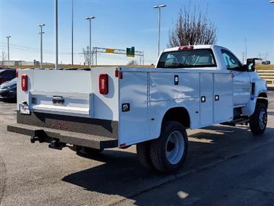 2020 Silverado 5500 Regular Cab DRW 4x4,  Knapheide Steel Service Body #C203284 - photo 2