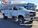 2020 Silverado 5500 Regular Cab DRW 4x4,  Knapheide Steel Service Body #C203284 - photo 1