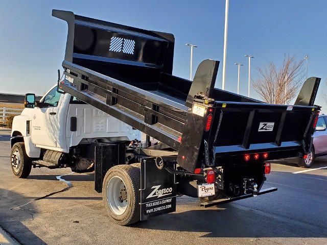 2020 Chevrolet Silverado 5500 Regular Cab DRW 4x4, Rugby Z-Spec Dump Body #C203293 - photo 7