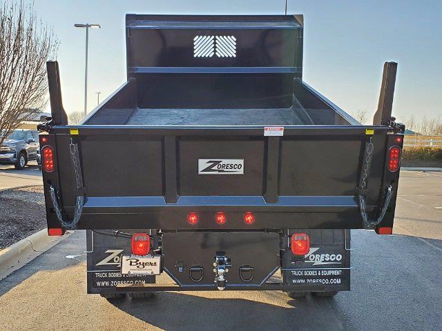 2020 Chevrolet Silverado 5500 Regular Cab DRW 4x4, Rugby Z-Spec Dump Body #C203293 - photo 8