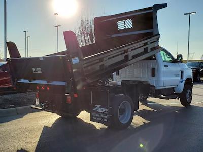 2020 Chevrolet Silverado 5500 Regular Cab DRW 4x4, Rugby Z-Spec Dump Body #C203293 - photo 2