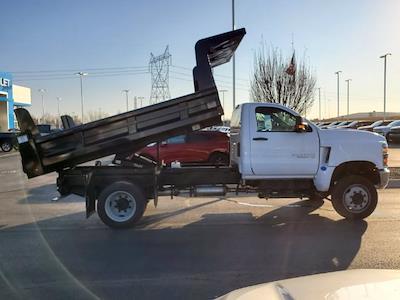 2020 Chevrolet Silverado 5500 Regular Cab DRW 4x4, Rugby Z-Spec Dump Body #C203293 - photo 9