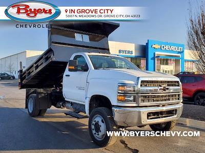 2020 Chevrolet Silverado 5500 Regular Cab DRW 4x4, Rugby Z-Spec Dump Body #C203293 - photo 1