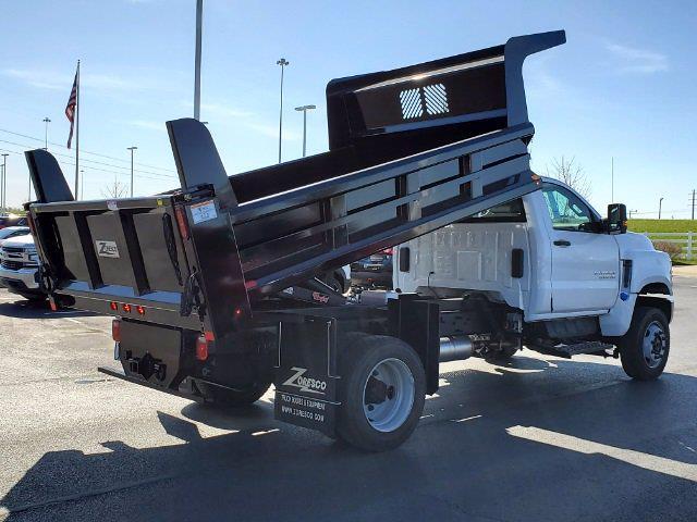 2020 Chevrolet Silverado 5500 Regular Cab DRW 4x4, Rugby Dump Body #C203306 - photo 1
