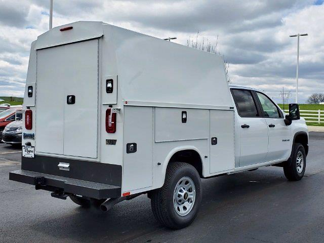 2020 Chevrolet Silverado 3500 Crew Cab 4x2, Knapheide Service Body #C203308 - photo 1