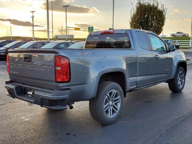2021 Chevrolet Colorado Extended Cab 4x4, Pickup #C210135 - photo 1