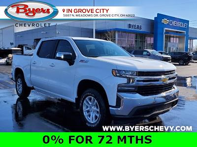2021 Chevrolet Silverado 1500 Crew Cab 4x4, Pickup #C210327 - photo 1