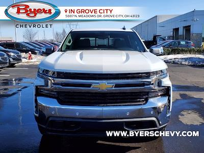 2021 Chevrolet Silverado 1500 Crew Cab 4x4, Pickup #C210327 - photo 3